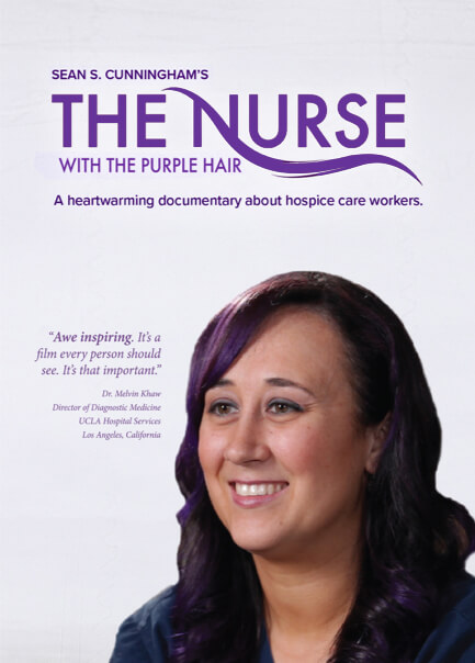Poster-Nurse-With-Purple-Hair
